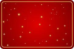 Sumário do Natal ilustração do vetor