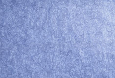 Sumário do papel azul Fotos de Stock