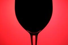 Sumário do vinho vermelho. Fotografia de Stock Royalty Free