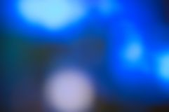 Sumário em azuis brilhantes Fotos de Stock