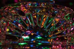 Sumário: Fundo da fantasia da luz brilhante e colorida foto de stock