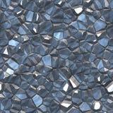 Sumário mineral azul Fotos de Stock Royalty Free