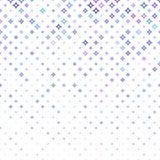 Sumário multicolorido fundo curvado do teste padrão de estrela Fotos de Stock Royalty Free