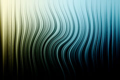 Sumário ondulado pastel Imagem de Stock