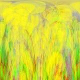 Sumário Pintura retrato Textura textured uniqueness ilustração do vetor