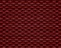 Sumário preto e vermelho do teste padrão do metal do carbono ilustração do vetor