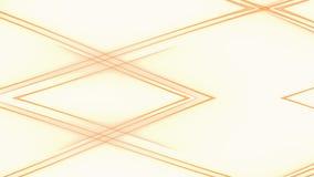 Sumário que cruza linhas amarelas fundo ilustração stock
