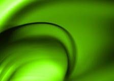 Sumário verde Imagens de Stock Royalty Free