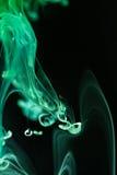 Sumário verde da tinta Fotos de Stock Royalty Free