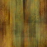 Sumário verde/marrom Imagens de Stock Royalty Free