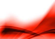 Sumário vermelho Foto de Stock