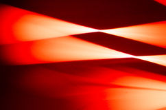 Sumário vermelho e branco da linha do fundo Fotografia de Stock
