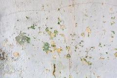 Sumário vermelho verde da textura da parede como o fundo fotografia de stock
