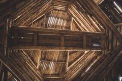 Sumários de madeira fotografia de stock