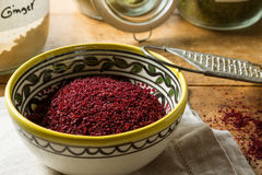 Sumac Royalty Free Stock Photos