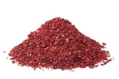 Sumac spice Stock Photos