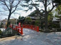 Sumadera-Tempel, Kobe, Japan Lizenzfreie Stockfotografie
