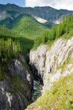 Sumak river - sayan mountains Stock Photos