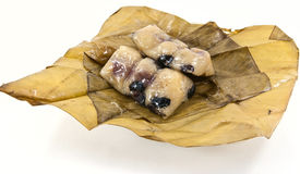 Suman (food) from Thailand Royalty Free Stock Images