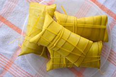 Free Suman In Banana Leaves 1 Royalty Free Stock Photos - 135070718