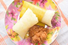 Free Suman With Coco Jam Dip 1 Stock Images - 135070944