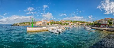 Sumartin Brac Island Stock Photo