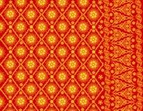 Sumatera pattern Royalty Free Stock Photography