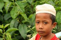 Sumatran boy Royalty Free Stock Photo