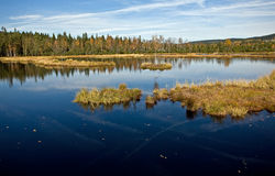 Sumava Mountains, Czech Republic Stock Photography