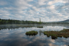 Sumava National Park Royalty Free Stock Photo