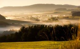 Sumava, repubblica Ceca Fotografia Stock