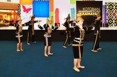 sumazau χορού Στοκ Φωτογραφία
