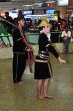 Sumazau Dance Royalty Free Stock Images