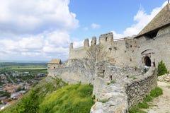 Sumeg fortress. Hungary Stock Photos