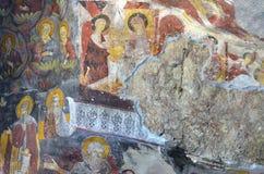 Sumela fresco Royalty Free Stock Photos