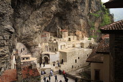 Sumela Monastery Royalty Free Stock Photos