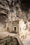 Sumela Monastery Stock Photo
