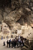 Sumela Monastery Royalty Free Stock Photography