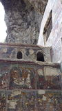 Sumela Monastery Details Royalty Free Stock Photography