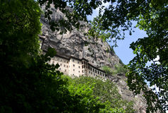 Sumela monastery Royalty Free Stock Images