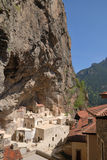Sumela Monastery in Trabzon Turkey Stock Images
