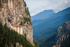 Sumela monastery in Turkey Stock Image
