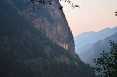 Sumela monastry w Trabzon Obrazy Stock