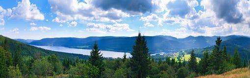 Sumer Landschaft stockfoto
