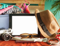 Sumer Travelling Royalty Free Stock Images