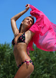 Sumer wind Royalty Free Stock Photography