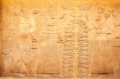 Sumerian χειροποίητο αντικείμενο Στοκ εικόνα με δικαίωμα ελεύθερης χρήσης