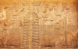 Sumerian χειροποίητο αντικείμενο στοκ εικόνες