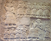 Sumerian χειροποίητο αντικείμενο Στοκ φωτογραφίες με δικαίωμα ελεύθερης χρήσης