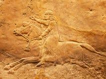 Sumerian артефакт стоковое изображение
